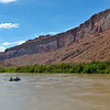 Colorado river float, Moab